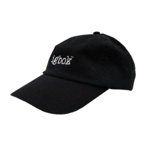 Black igbok hat