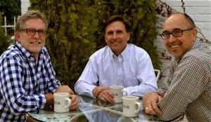 David Arms, Gregg Turner, Lloyd Shadrach