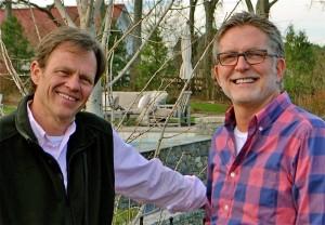 Tom Douglas and David Arms