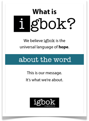 What is igbok?